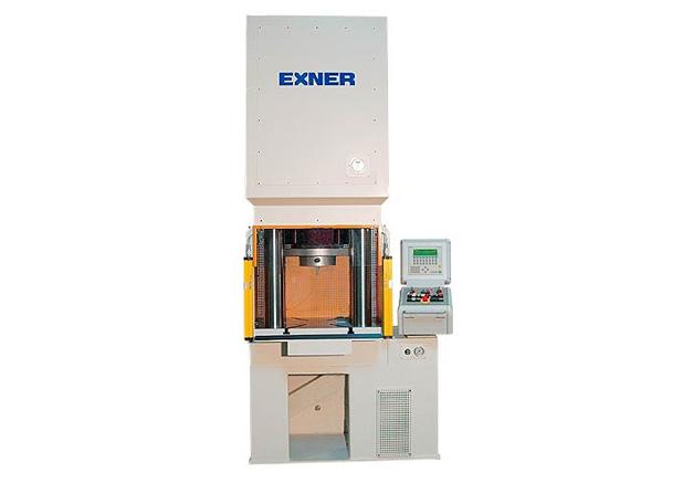 Exner 150 t hydraulische pers
