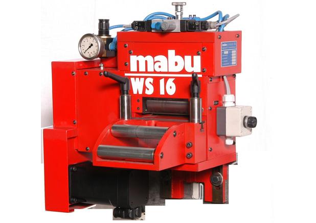 Mabu rollenaanvoer unit