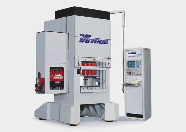 Mabu stansautomaat VS1000