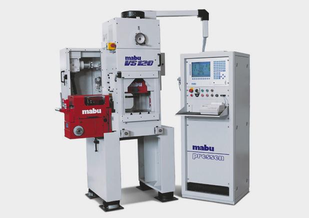 Mabu stansautomaat VS120