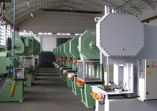 Mios fabriek