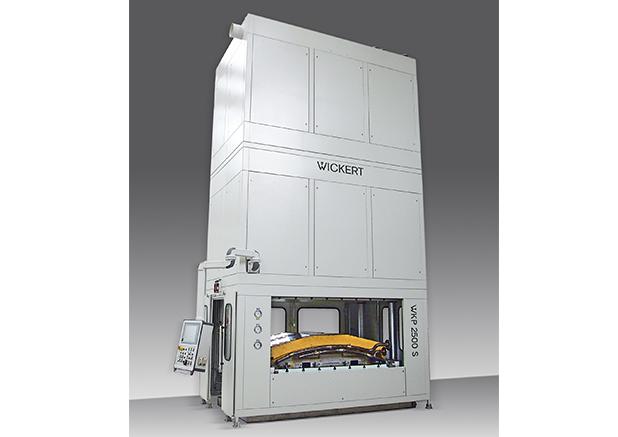 Wickert WKP-2500-S