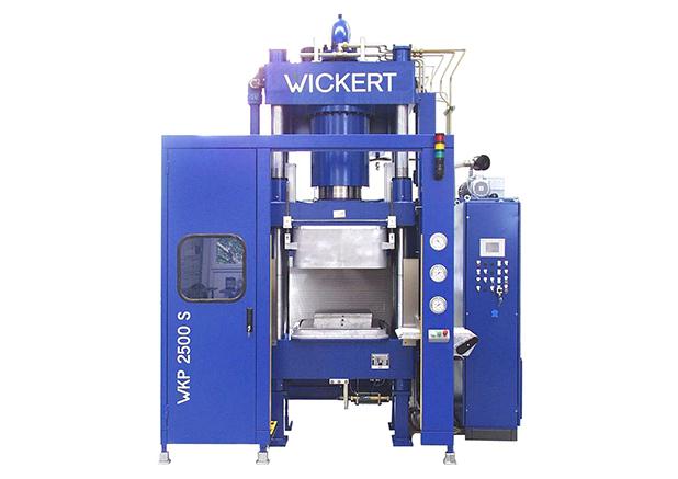 Wickert WKP 2500 S