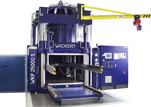 Wickert WKP 25000 S