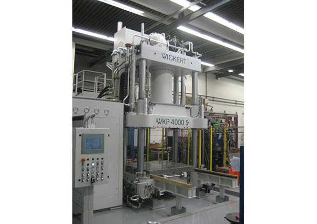 Wickert WKP-4000-S