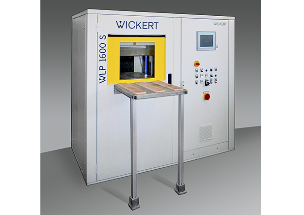 Wickert WLP-1600-S