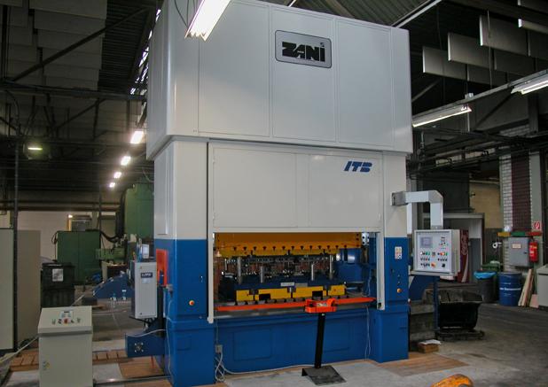 Zani AF400+ITB rollen aanvoer